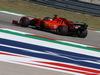 GP USA, 01.11.2019- free Practice 1, Sebastian Vettel (GER) Ferrari SF90