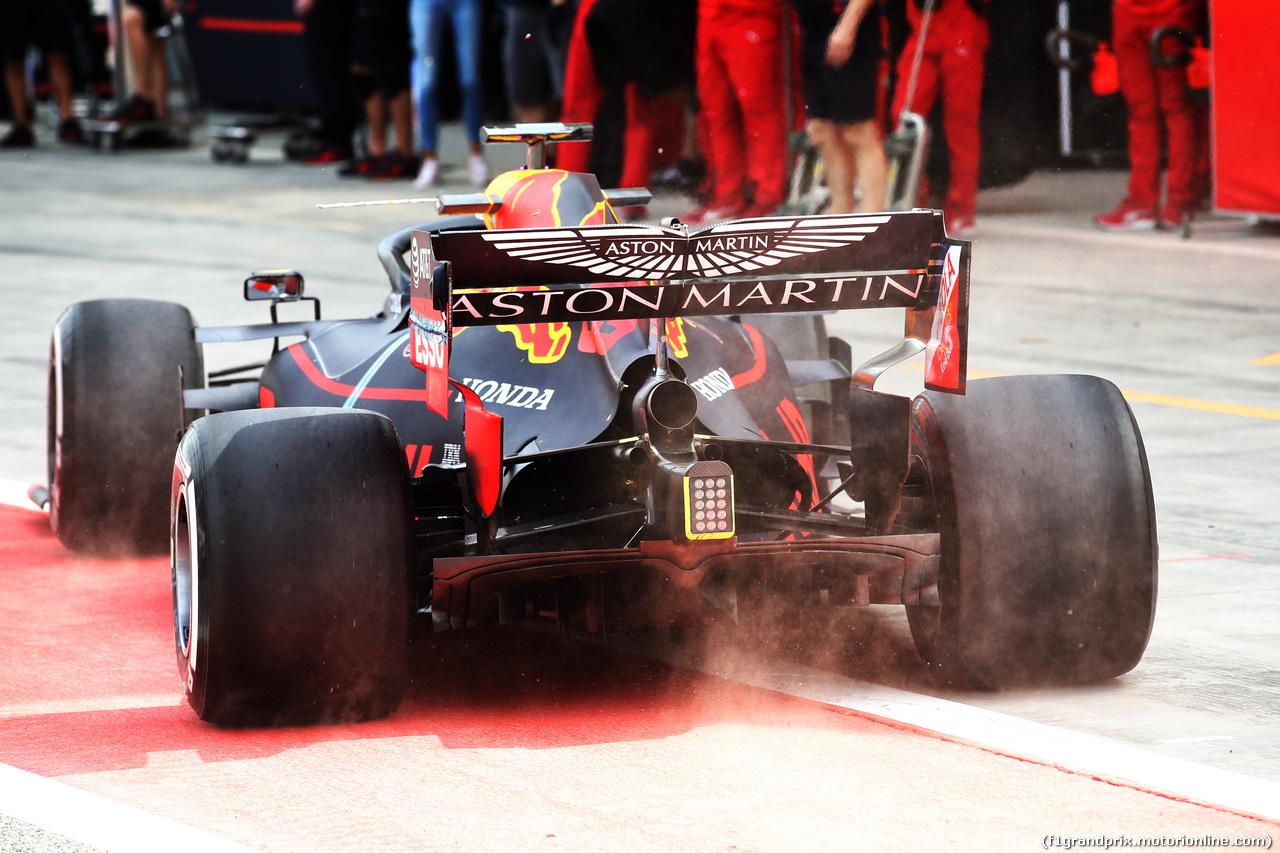 TEST F1 BAHRAIN 2 APRILE, Max Verstappen (NLD) Red Bull Racing RB15. 02.04.2019.