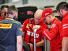 TEST F1 BAHRAIN 2 APRILE, Mick Schumacher (GER) Ferrari Test Driver with Jock Clear (GBR) Ferrari Engineering Director. 02.04.2019.