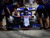 TEST F1 BAHRAIN 3 APRILE, Alexander Albon (THA) Scuderia Toro Rosso STR14. 03.04.2019.