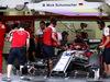 TEST F1 BAHRAIN 3 APRILE, Mick Schumacher (GER) Alfa Romeo Racing C38 Test Driver. 03.04.2019.