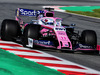 TEST F1 BARCELLONA 14 MAGGIO, Sergio Perez (MEX) Racing Point F1 Team RP19. 14.05.2019.