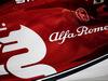 TEST F1 BARCELLONA 18 FEBBRAIO, Alfa Romeo Racing. 18.02.2019.