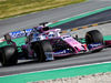 TEST F1 BARCELLONA 18 FEBBRAIO, Sergio Perez (MEX) Racing Point F1 Team RP19. 18.02.2019.