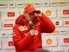 TEST F1 BARCELLONA 18 FEBBRAIO, Sebastian Vettel (GER) Ferrari SF90