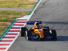 TEST F1 BARCELLONA 19 FEBBRAIO, Carlos Sainz Jr (ESP) Mclaren F1 Team MC34
