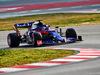 TEST F1 BARCELLONA 19 FEBBRAIO, Alexander Albon (THA) Scuderia Toro Rosso STR14. 19.02.2019.