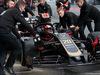 TEST F1 BARCELLONA 19 FEBBRAIO, Kevin Magnussen (DEN) Haas VF-19. 19.02.2019.