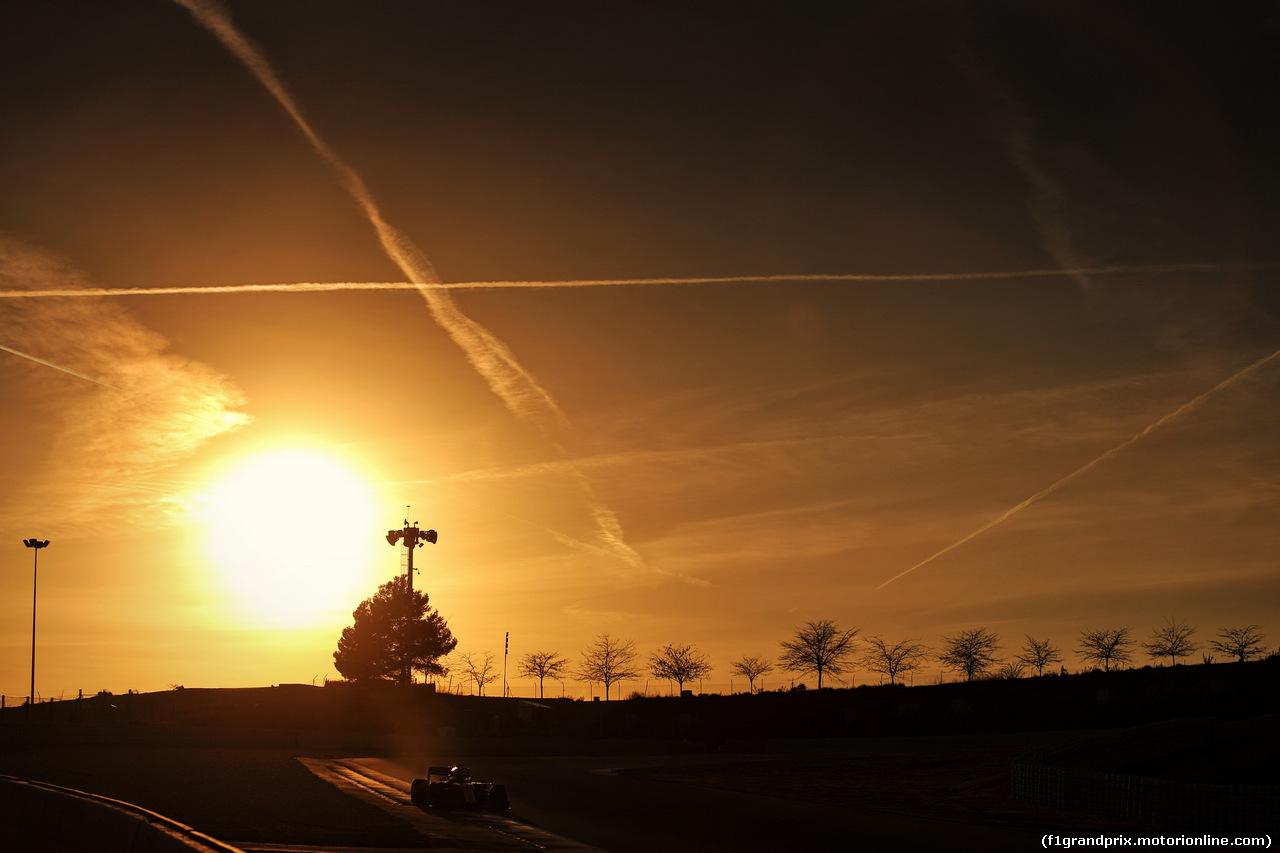 TEST F1 BARCELLONA 19 FEBBRAIO, Carlos Sainz Jr (ESP) McLaren MCL34. 18.02.2019.