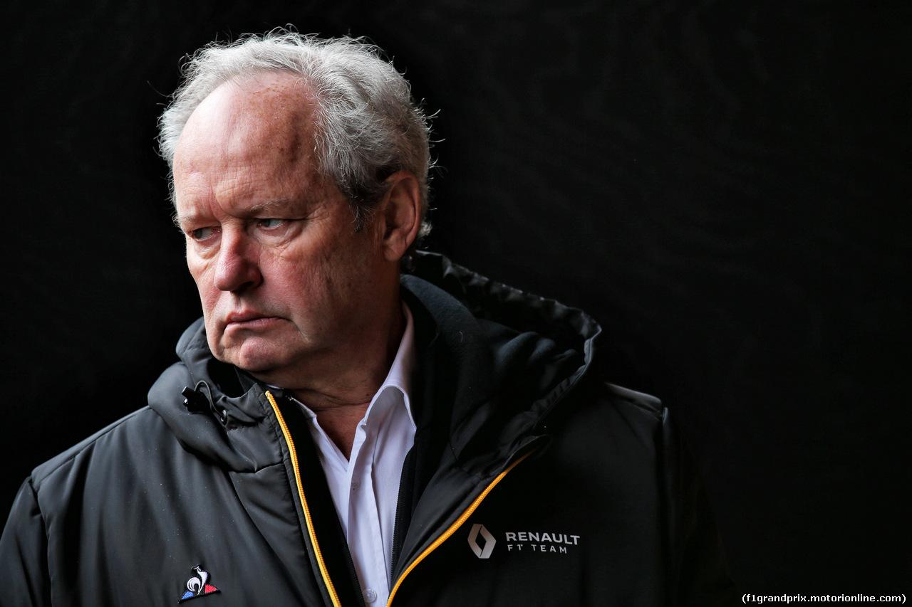 TEST F1 BARCELLONA 19 FEBBRAIO, Jerome Stoll (FRA) Renault Sport F1 President. 19.02.2019.