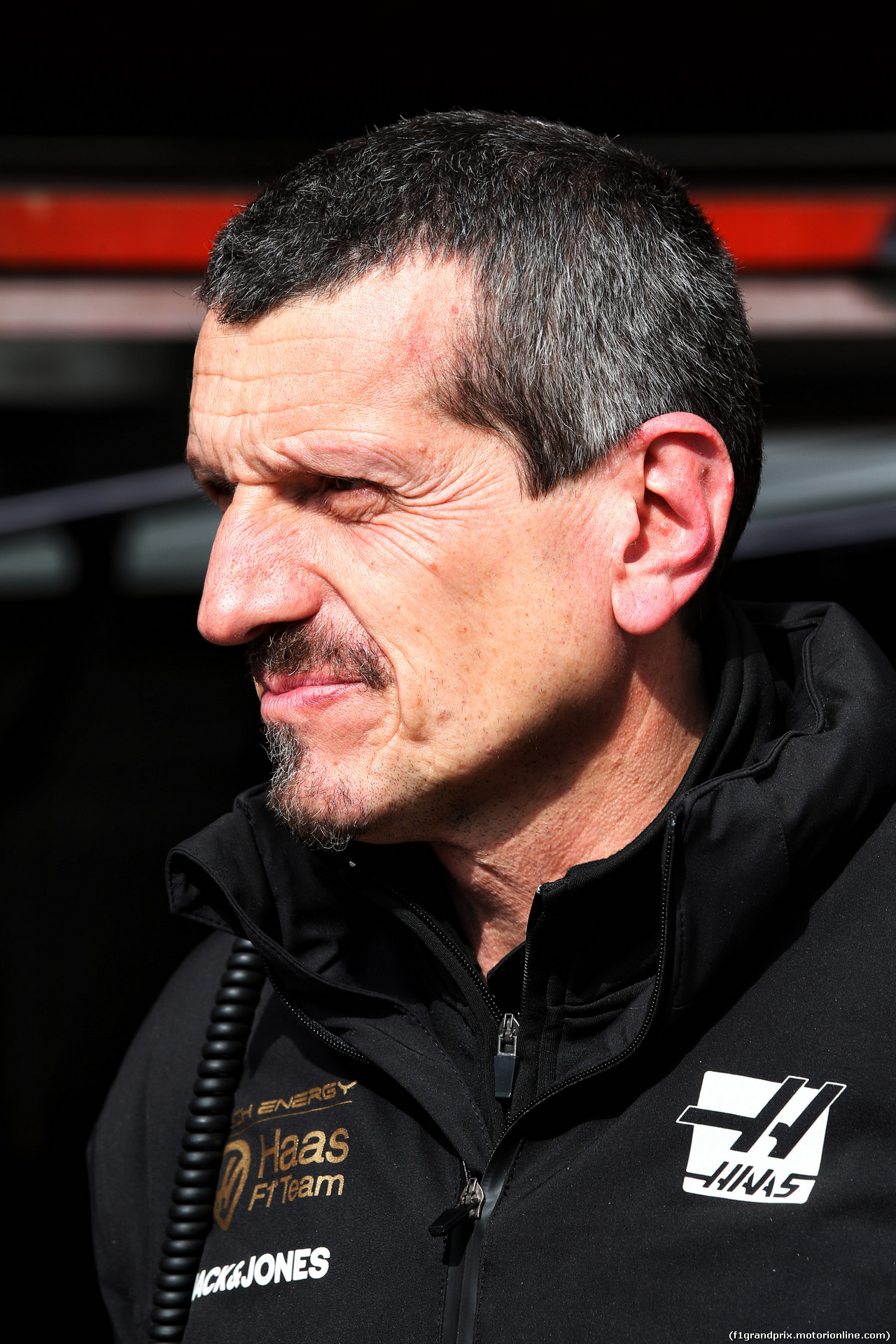 TEST F1 BARCELLONA 19 FEBBRAIO, Guenther Steiner (ITA) Haas F1 Team Prinicipal. 19.02.2019.