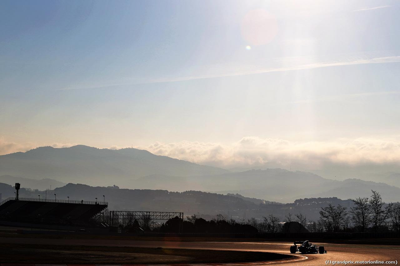 TEST F1 BARCELLONA 1 MARZO, Robert Kubica (POL) Williams Racing FW42. 01.03.2019.