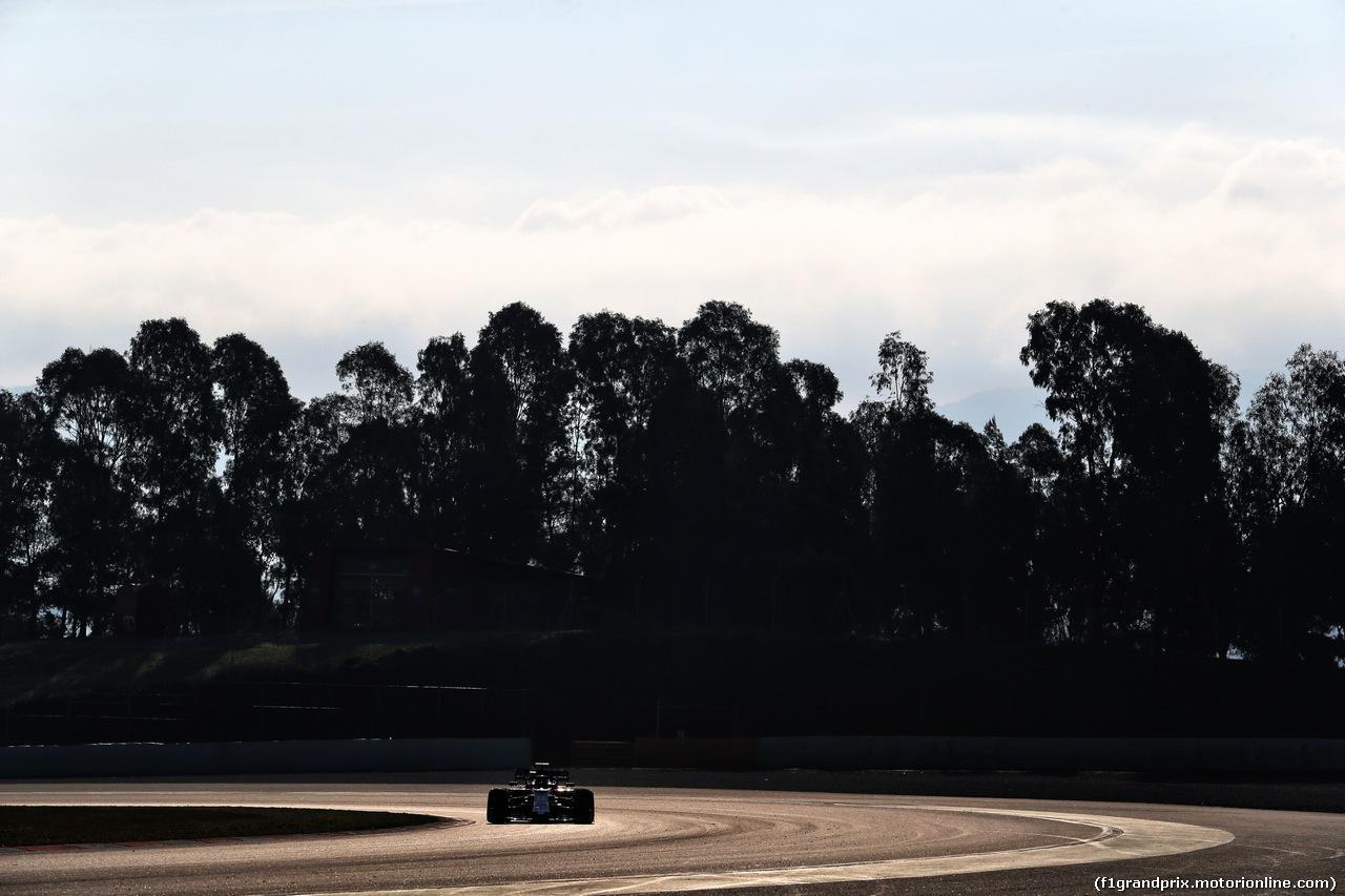 TEST F1 BARCELLONA 1 MARZO, Daniil Kvyat (RUS) Scuderia Toro Rosso STR14. 01.03.2019.