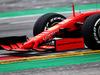 TEST F1 BARCELLONA 20 FEBBRAIO, Sebastian Vettel (GER) Ferrari SF90 - front wing. 20.02.2019.