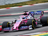 TEST F1 BARCELLONA 20 FEBBRAIO, Sergio Perez (MEX) Racing Point F1 Team RP19. 20.02.2019.