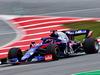 TEST F1 BARCELLONA 20 FEBBRAIO, Daniil Kvyat (RUS) Scuderia Toro Rosso STR14. 20.02.2019.