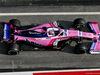 TEST F1 BARCELLONA 20 FEBBRAIO, Sergio Perez (MEX) Racing Point F1 Team RP19. 20.02.2019.