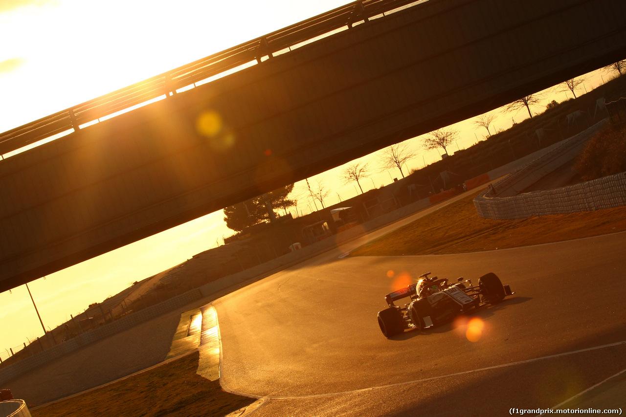 TEST F1 BARCELLONA 20 FEBBRAIO