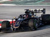 TEST F1 BARCELLONA 21 FEBBRAIO, Romain Grosjean (FRA) Haas F1 Team VF-19. 21.02.2019.