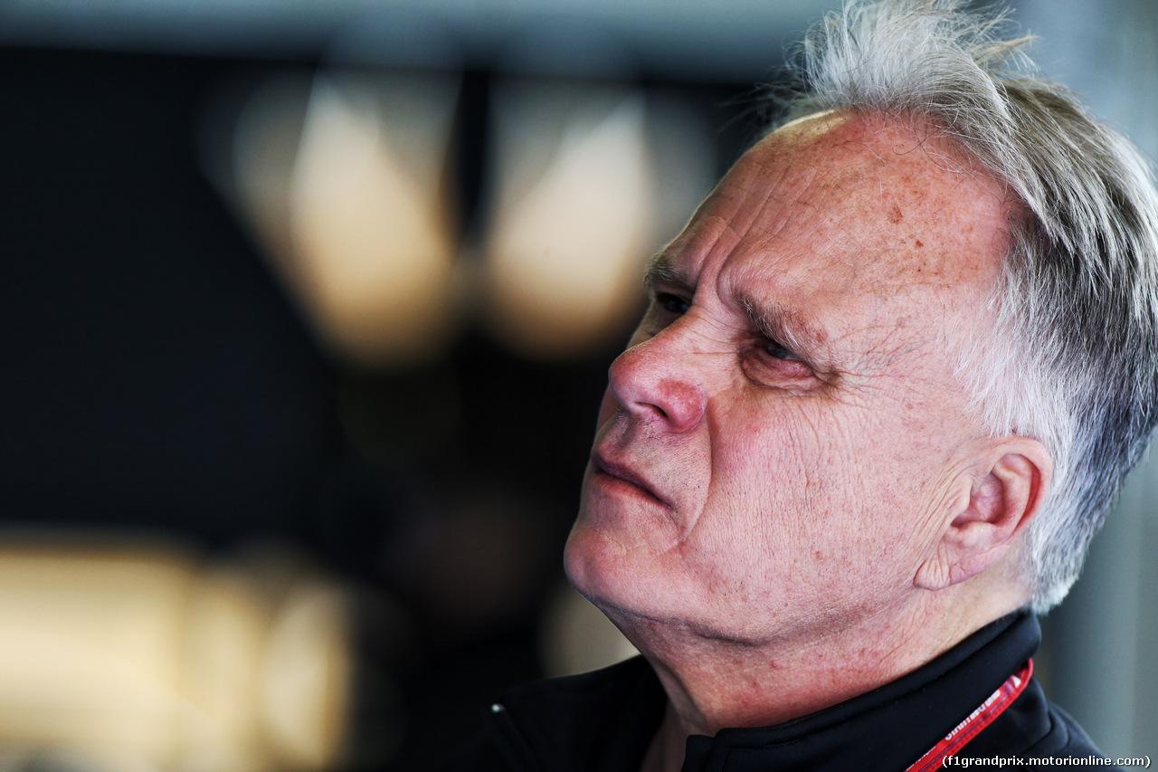 TEST F1 BARCELLONA 21 FEBBRAIO, Gene Haas (USA) Haas Automotion President. 21.02.2019.