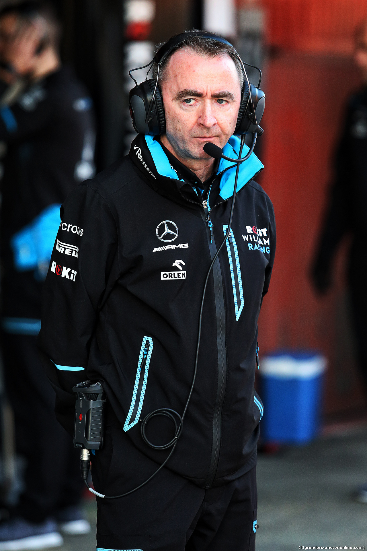 TEST F1 BARCELLONA 21 FEBBRAIO, Paddy Lowe (GBR) Williams Racing Chief Technical Officer. 21.02.2019.