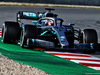 TEST F1 BARCELLONA 21 FEBBRAIO, Lewis Hamilton (GBR) Mercedes AMG F1 W10. 21.02.2019.