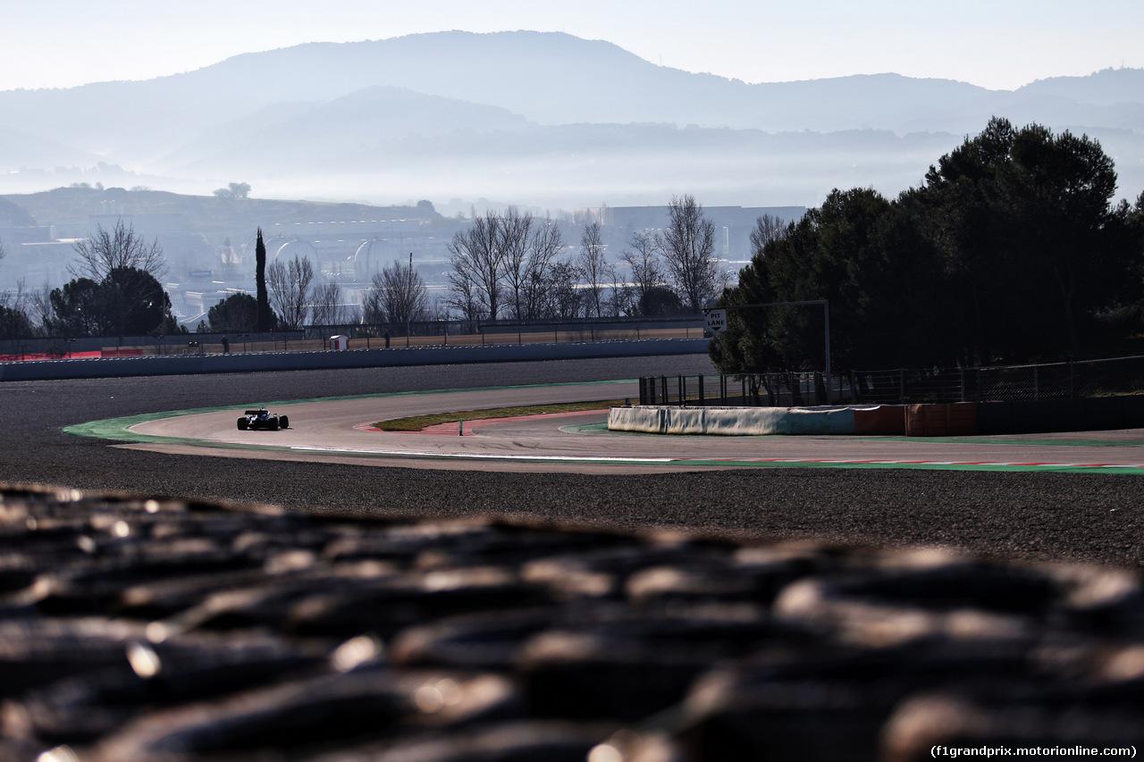TEST F1 BARCELLONA 26 FEBBRAIO, Alexander Albon (THA) Scuderia Toro Rosso STR14. 26.02.2019.