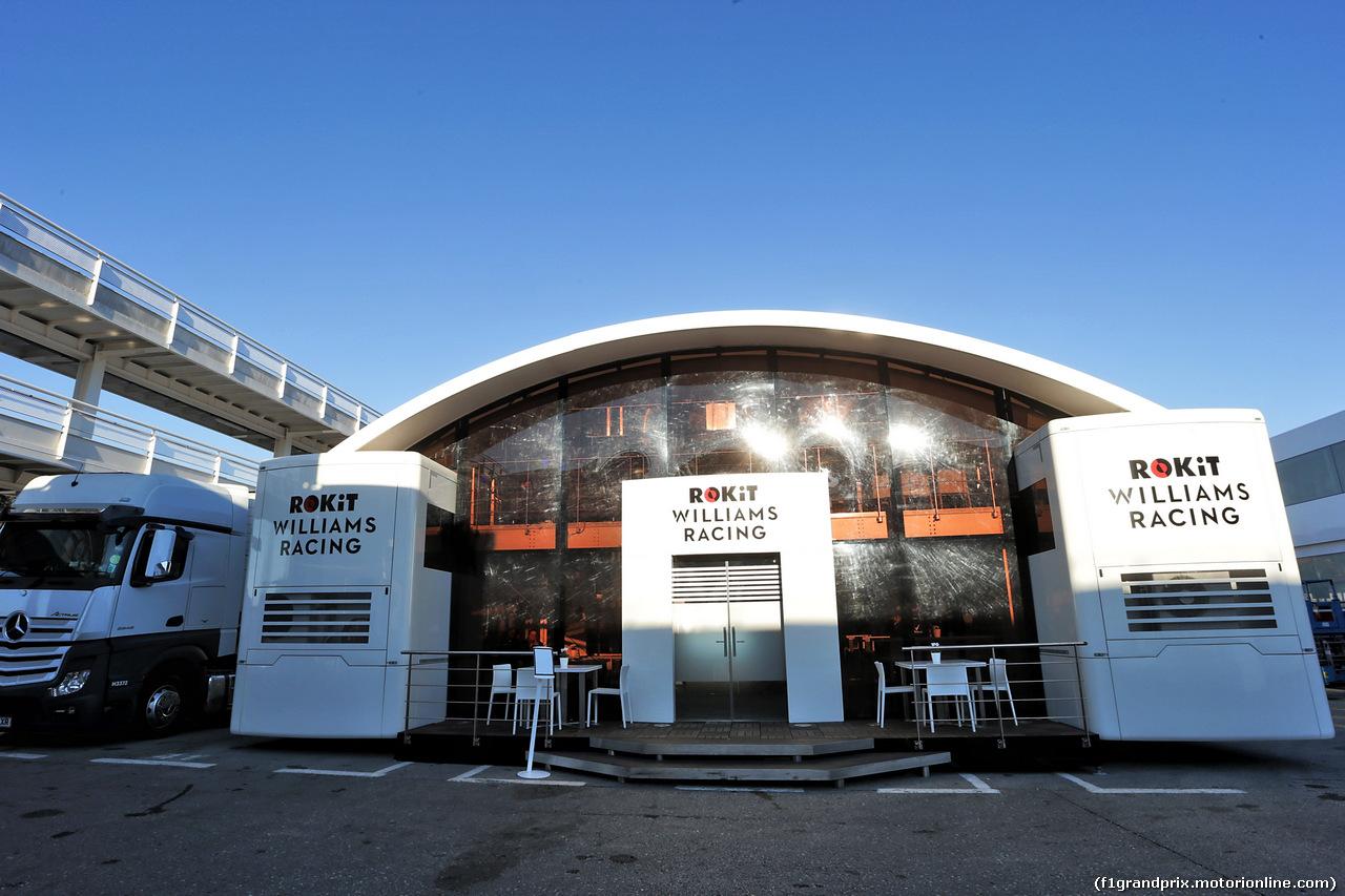 TEST F1 BARCELLONA 26 FEBBRAIO