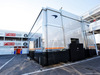 TEST F1 BARCELLONA 26 FEBBRAIO, McLaren truck in the paddock. 26.02.2019.