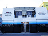 TEST F1 BARCELLONA 26 FEBBRAIO, Williams Racing trucks in the paddock. 26.02.2019.