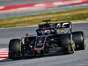 TEST F1 BARCELLONA 27 FEBBRAIO, Romain Grosjean (FRA) Haas F1 Team VF-19. 27.02.2019.