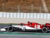 TEST F1 BARCELLONA 27 FEBBRAIO, Kimi Raikkonen (FIN) Alfa Romeo Racing C38. 27.02.2019.