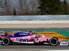 TEST F1 BARCELLONA 27 FEBBRAIO, Sergio Perez (MEX) Racing Point F1 Team RP19. 27.02.2019.