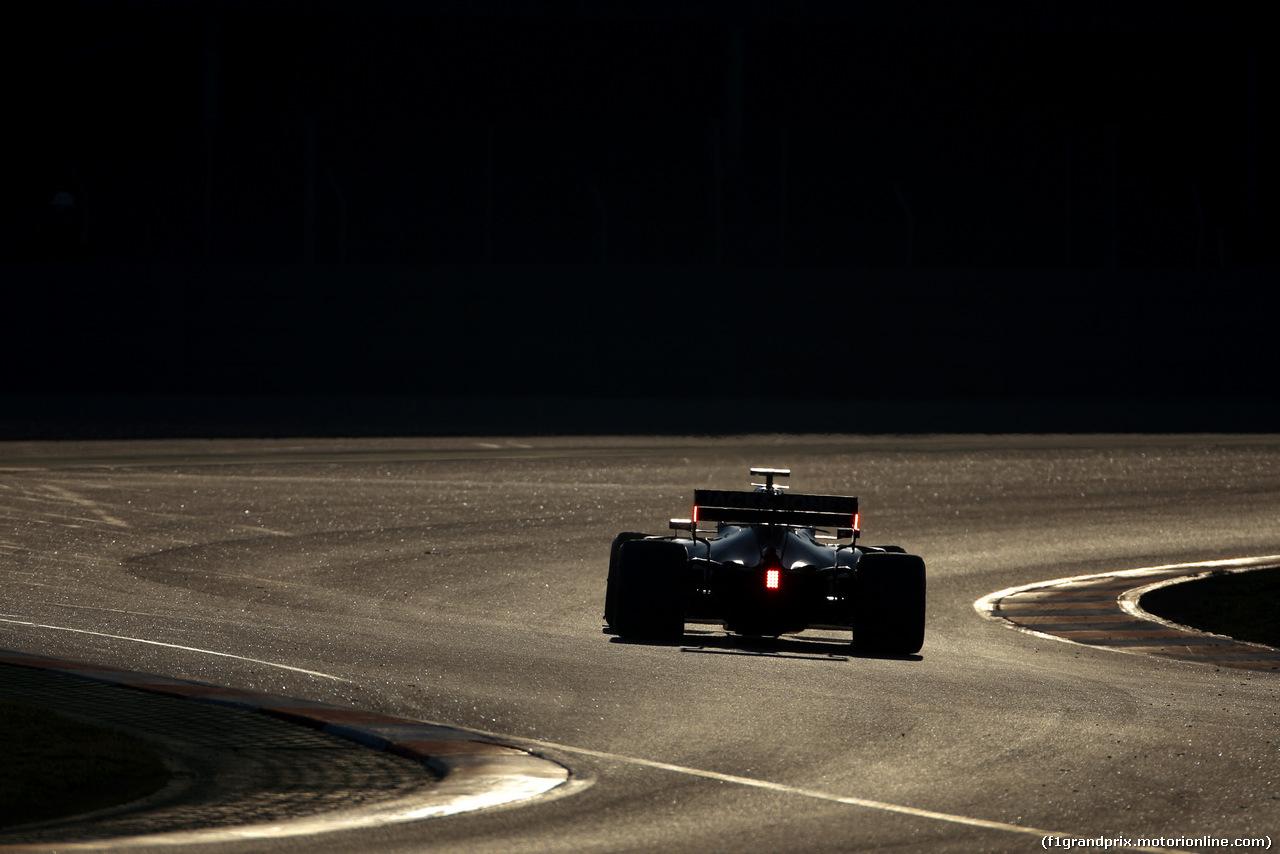 TEST F1 BARCELLONA 27 FEBBRAIO
