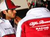 TEST F1 BARCELLONA 28 FEBBRAIO, Antonio Giovinazzi (ITA) Alfa Romeo Racing. 28.02.2019.