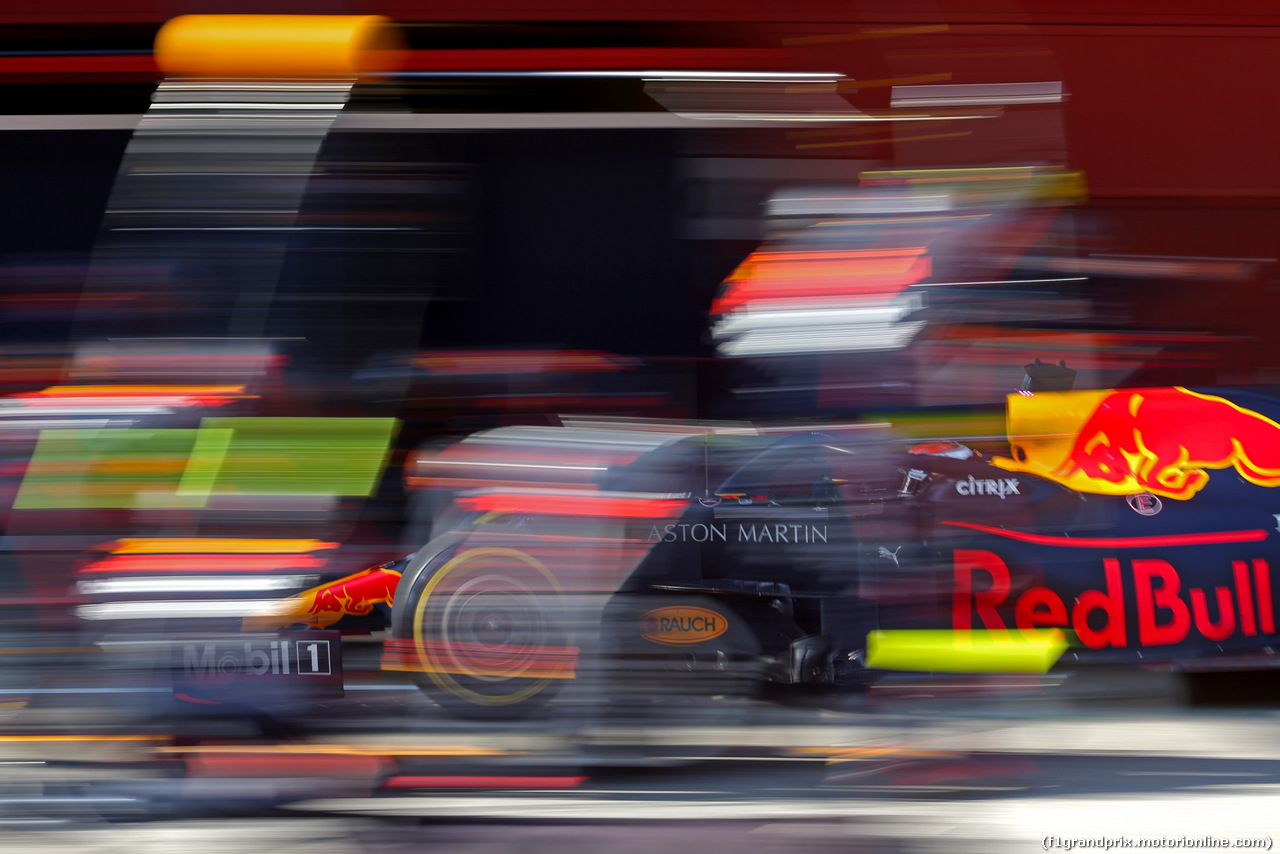 TEST F1 BARCELLONA 28 FEBBRAIO, Pierre Gasly (FRA), Red Bull Racing  28.02.2019.
