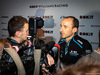 WILLIAMS LIVREA ROCKIT, Robert Kubica (POL) Williams Racing with the media. 11.02.2019.