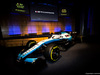 WILLIAMS LIVREA ROCKIT, The Williams Racing 2019 livery is unveiled. 11.02.2019.