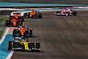 GP ABU DHABI, Daniel Ricciardo (AUS) Renault F1 Team RS20. 13.12.2020. Formula 1 World Championship, Rd 17, Abu Dhabi Grand Prix, Yas Marina Circuit, Abu Dhabi, Gara Day. - www.xpbimages.com, EMail: requests@xpbimages.com © Copyright: Moy / XPB Images