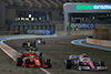 GP ABU DHABI, Lance Stroll (CDN) Racing Point F1 Team RP20. 13.12.2020. Formula 1 World Championship, Rd 17, Abu Dhabi Grand Prix, Yas Marina Circuit, Abu Dhabi, Gara Day. - www.xpbimages.com, EMail: requests@xpbimages.com © Copyright: Batchelor / XPB Images
