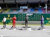GP AUSTRIA, The podium (L to R): Charles Leclerc (MON) Ferrari, second; Valtteri Bottas (FIN) Mercedes AMG F1, vincitore; Lando Norris (GBR) McLaren, third. 05.07.2020. Formula 1 World Championship, Rd 1, Austrian Grand Prix, Spielberg, Austria, Gara Day. - www.xpbimages.com, EMail: requests@xpbimages.com - copy of publication required for printed pictures. Every used picture is fee-liable. © Copyright: FIA Pool Image for Editorial Use Only