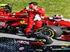 GP AUSTRIA, Charles Leclerc (MON) Ferrari in parc ferme. 05.07.2020. Formula 1 World Championship, Rd 1, Austrian Grand Prix, Spielberg, Austria, Gara Day. - www.xpbimages.com, EMail: requests@xpbimages.com © Copyright: Moy / XPB Images
