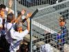 GP AUSTRIA, Lando Norris (GBR) McLaren celebrates his third position on the podium with the team. 05.07.2020. Formula 1 World Championship, Rd 1, Austrian Grand Prix, Spielberg, Austria, Gara Day. - www.xpbimages.com, EMail: requests@xpbimages.com © Copyright: Moy / XPB Images