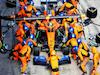 GP AUSTRIA, Lando Norris (GBR) McLaren MCL35 makes a pit stop. 05.07.2020. Formula 1 World Championship, Rd 1, Austrian Grand Prix, Spielberg, Austria, Gara Day. - www.xpbimages.com, EMail: requests@xpbimages.com © Copyright: Moy / XPB Images