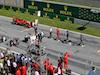 GP AUSTRIA, The podium (L to R): Charles Leclerc (MON) Ferrari, second; Valtteri Bottas (FIN) Mercedes AMG F1, vincitore; Lando Norris (GBR) McLaren, third. 05.07.2020. Formula 1 World Championship, Rd 1, Austrian Grand Prix, Spielberg, Austria, Gara Day. - www.xpbimages.com, EMail: requests@xpbimages.com © Copyright: Moy / XPB Images