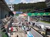 GP AUSTRIA, Mechanics clear the grid. 05.07.2020. Formula 1 World Championship, Rd 1, Austrian Grand Prix, Spielberg, Austria, Gara Day. - www.xpbimages.com, EMail: requests@xpbimages.com © Copyright: Bearne / XPB Images