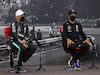 GP BELGIO, (L to R): Valtteri Bottas (FIN) Mercedes AMG F1 e Lewis Hamilton (GBR) Mercedes AMG F1 in the post race FIA Press Conference.