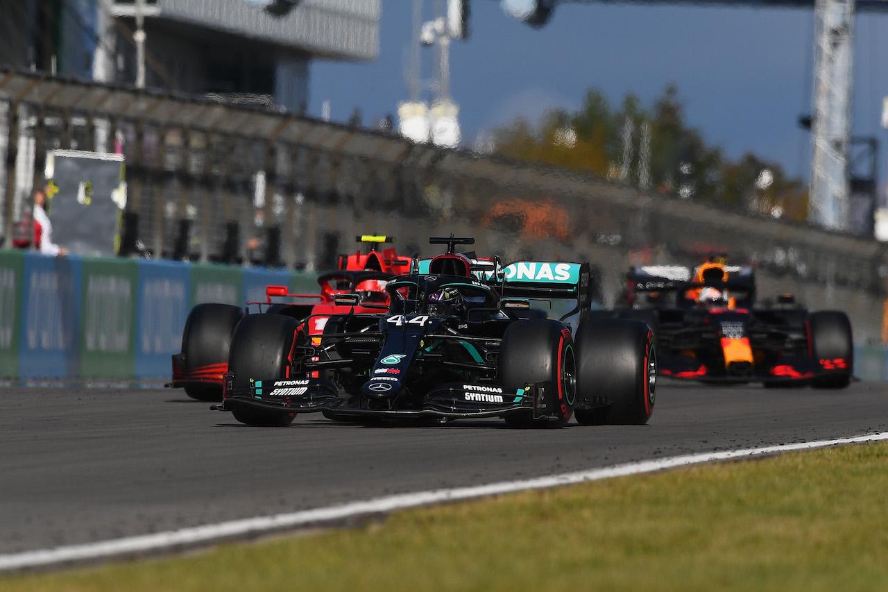 GP EIFEL, Lewis Hamilton (GBR) Mercedes AMG F1 W11. 11.10.2020. Formula 1 World Championship, Rd 11, Eifel Grand Prix, Nurbugring, Germany, Gara Day. - www.xpbimages.com, EMail: requests@xpbimages.com © Copyright: FIA Pool Image for Editorial Use Only