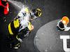 GP EIFEL, Daniel Ricciardo (AUS) Renault F1 Team celebrates his third position on the podium. 11.10.2020. Formula 1 World Championship, Rd 11, Eifel Grand Prix, Nurbugring, Germany, Gara Day. - www.xpbimages.com, EMail: requests@xpbimages.com © Copyright: FIA Pool Image for Editorial Use Only