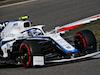 GP EIFEL, Nicholas Latifi (CDN) Williams Racing FW43. 10.10.2020. Formula 1 World Championship, Rd 11, Eifel Grand Prix, Nurbugring, Germany, Qualifiche Day. - www.xpbimages.com, EMail: requests@xpbimages.com © Copyright: Batchelor / XPB Images